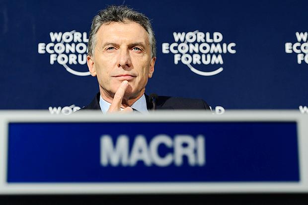 presidente Macri
